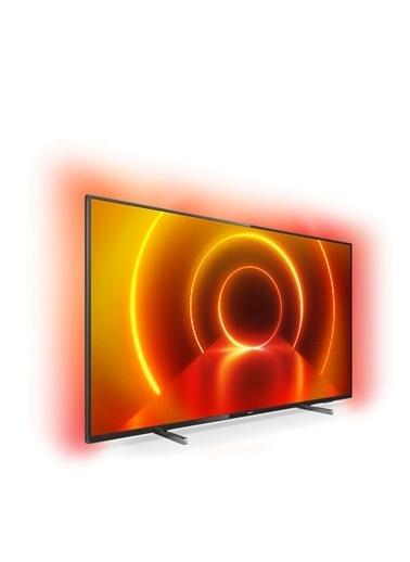 """Philips 43Pus7805 43"""" 109 Ekran Uydu Alıcılı 4K Ultra Hd Smart Led Tv Renkli"""